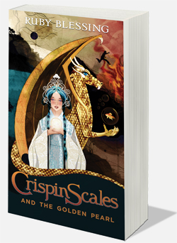 Crispin Scales and the Golden Pearl