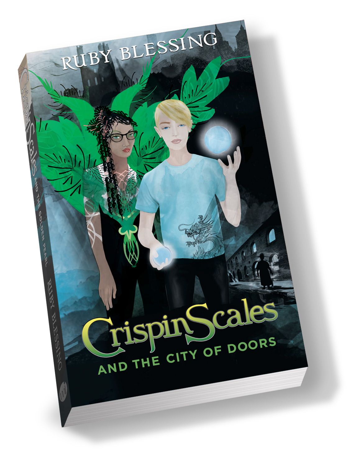 Crispin Scales and the City of Doors